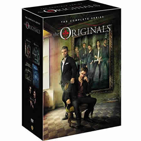 The Originals DVD Complete Series 1-5 Box Set