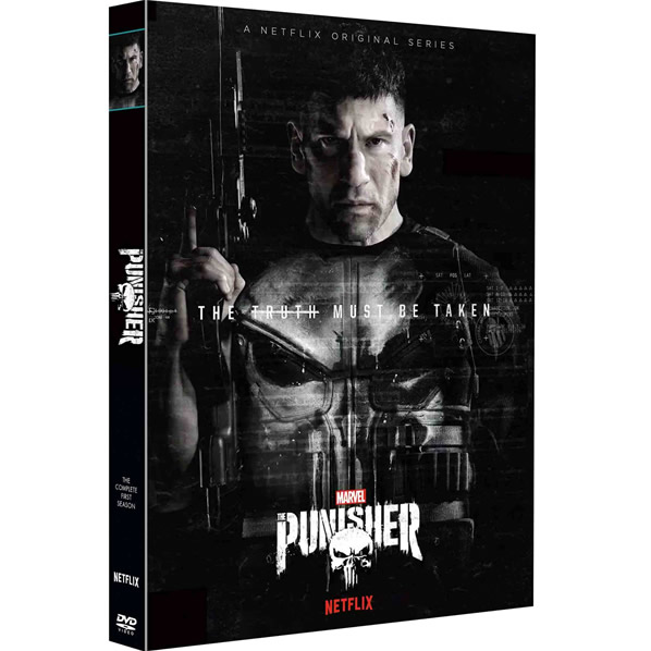 The Punisher Season 1 DVD Wholesale