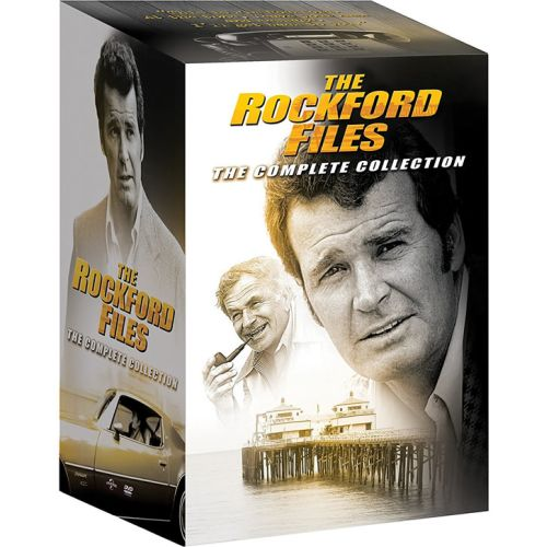 The Rockford Files DVD Complete Series Box Set