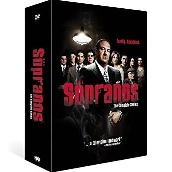 The Sopranos DVD Complete Series Box Set