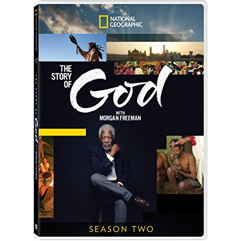 The Story Of God With Morgan Freeman Season 2 DVD Wholesale