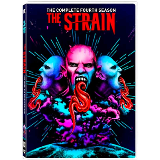 The Strain Season 4 DVD Wholesale