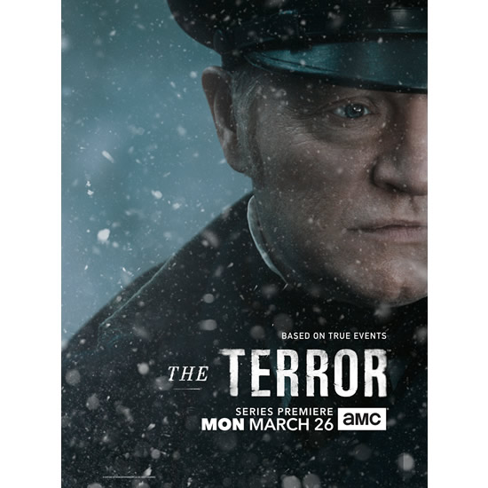 The Terror Season 1 DVD Wholesale