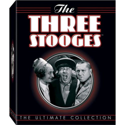 The Three Stooges DVD Complete Series Box Set