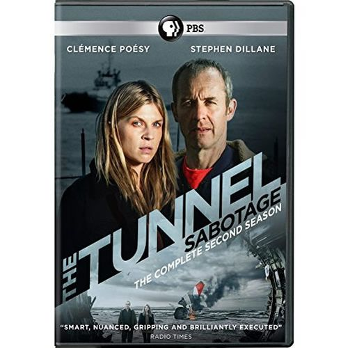 The Tunnel: Sabotage Season 2 DVD Wholesale