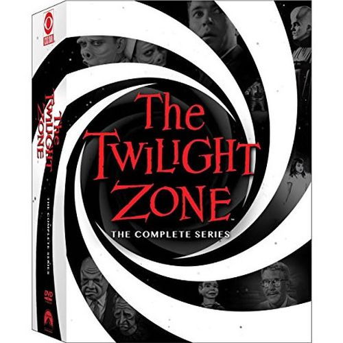 The Twilight Zone DVD Complete Series Box Set
