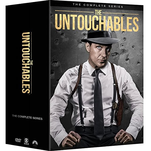 The Untouchables DVD Complete Series Box Set
