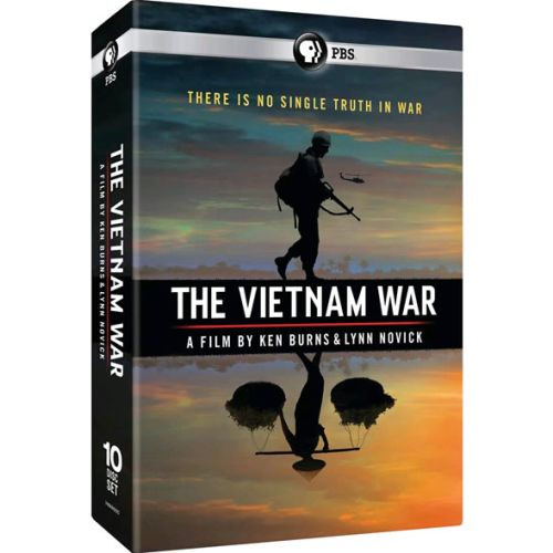 The Vietnam War: A Film by Ken Burns DVD Box Set