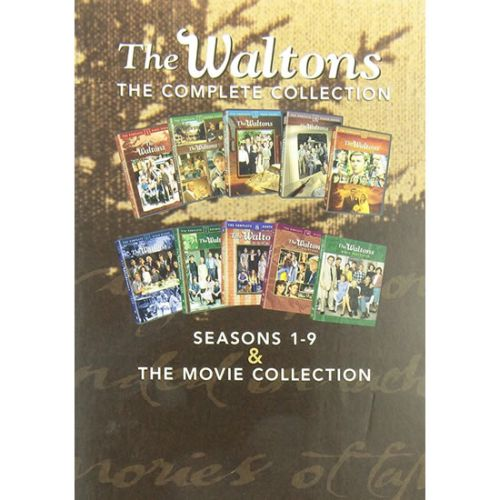 The Waltons DVD Complete Series 1-9 Box Set
