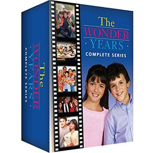 The Wonder Years DVD Complete Series Box Set