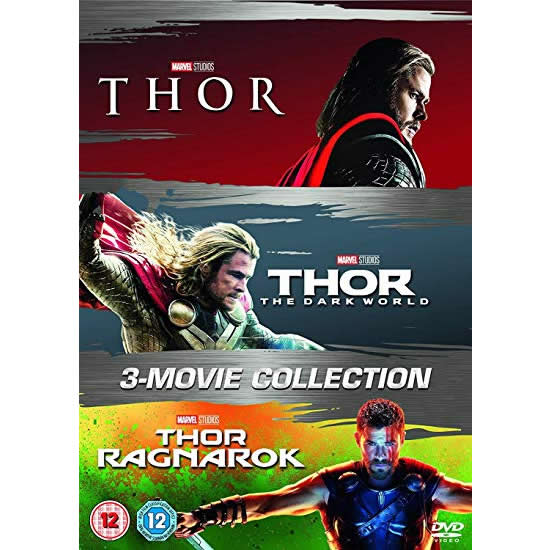 Thor 3-Movie Collection DVD