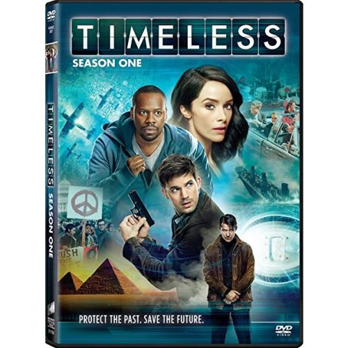 Timeless Season 1 DVD Wholesale