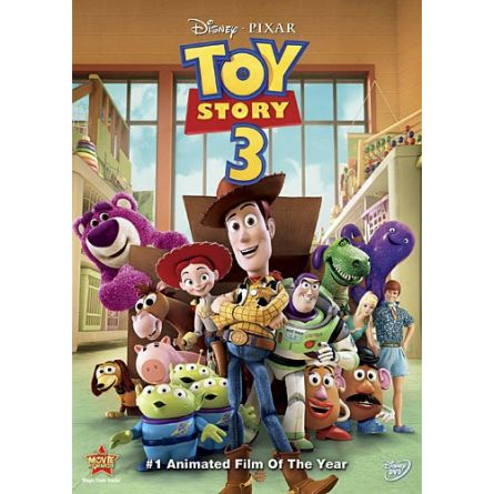 Toy Story 3 Kids Movie DVD