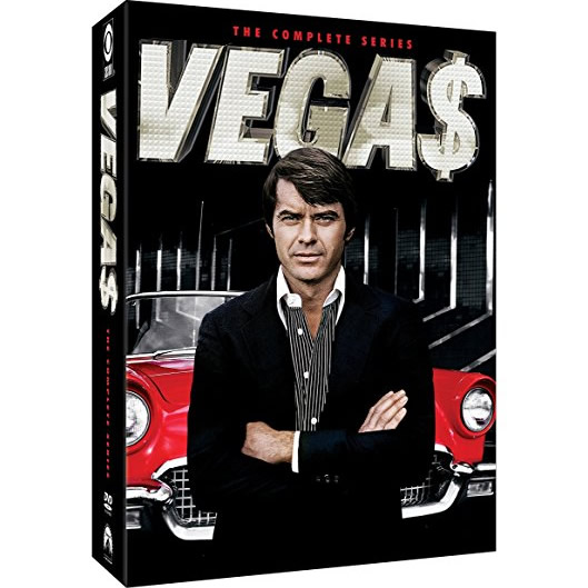 Vegas DVD Complete Series Box Set