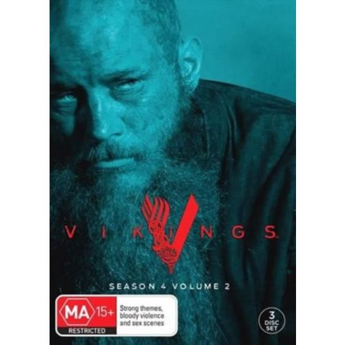 Vikings Season 4 Part 2 DVD Wholesale