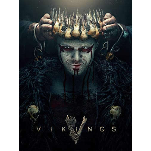 Vikings Season 5 Part 2 DVD Wholesale
