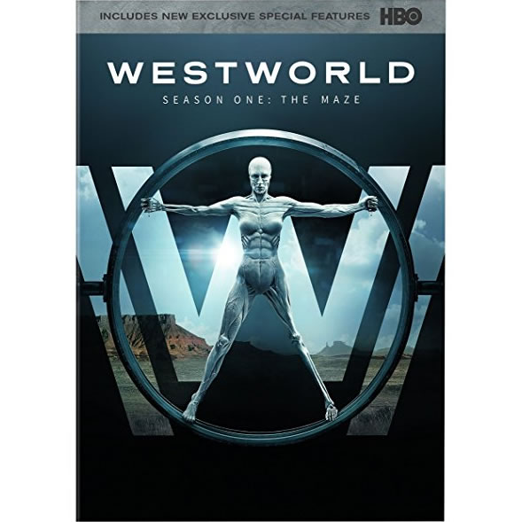Westworld Season 1 DVD Wholesale