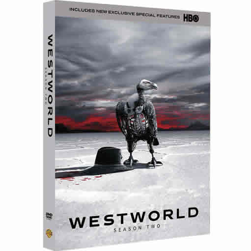 Westworld Season 2 DVD Wholesale