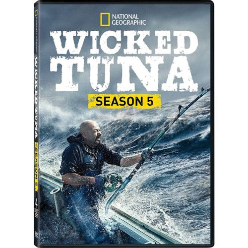 Wicked Tuna Season 5 DVD Wholesale
