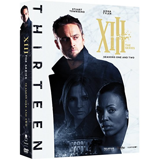 XIII (Thirteen) Season 1 and 2 DVD Wholesale