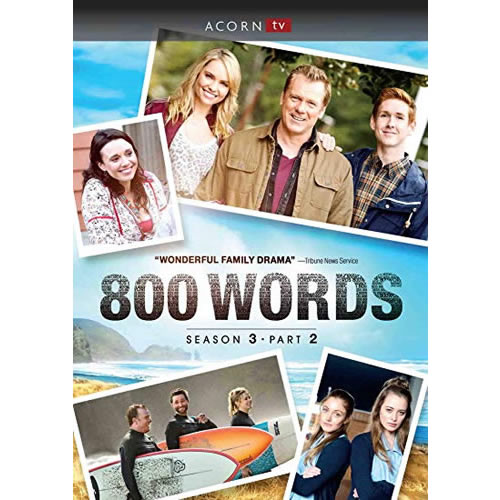800 Words Season 3 Part 2 DVD