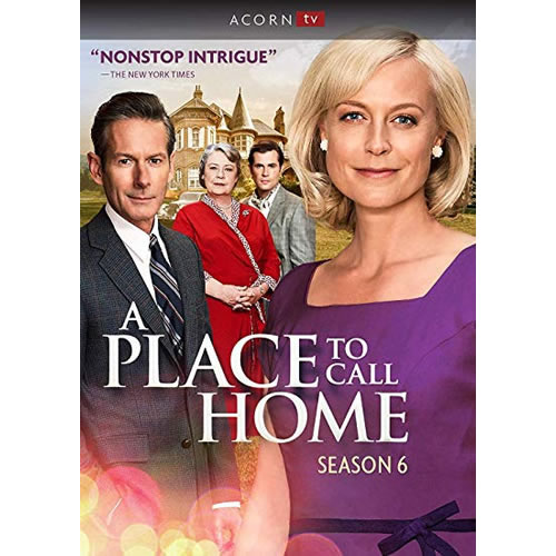 A Place to Call Home Season 6 DVD
