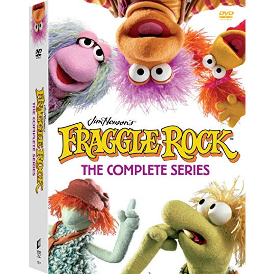 Fraggle Rock Complete Series Kids Movie DVD