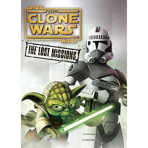 Star Wars: The Clone Wars Season 6 The Lost Missions DVD