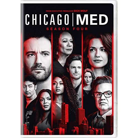 Chicago Med Season 4 DVD