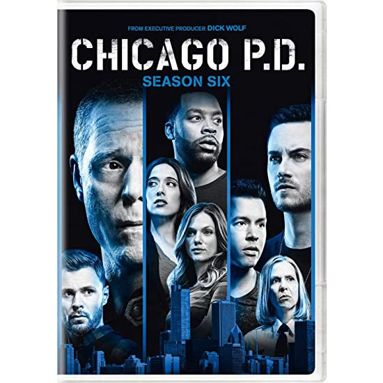 Chicago PD Season 6 DVD