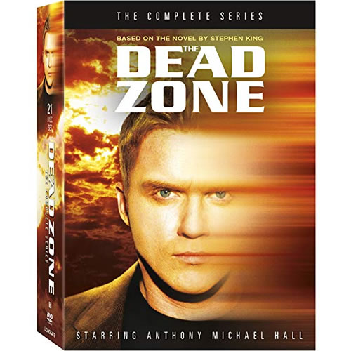 Dead Zone DVD Complete Series Box Set
