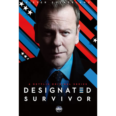 Designated Survivor Season 3 DVD