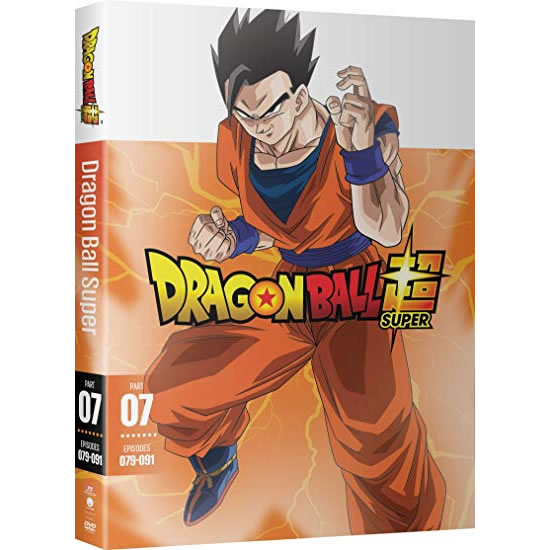 Dragon Ball Super: Part 7 Kids Movie DVD