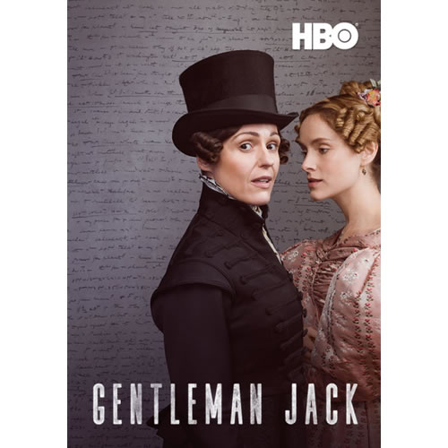 Gentleman Jack Season 1 DVD