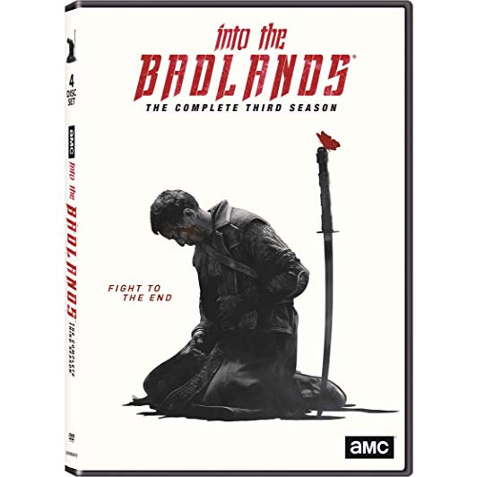 Into The Badlands Season 3 DVD