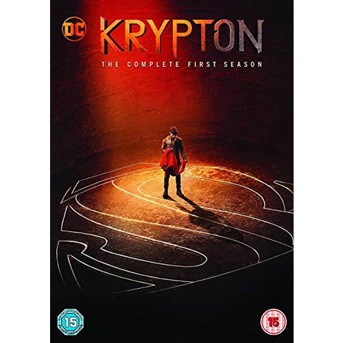 Krypton Season 1 DVD