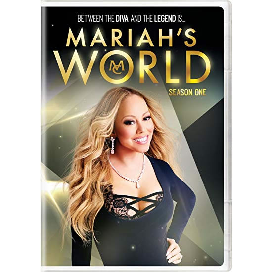 Mariah's World Season 1 DVD