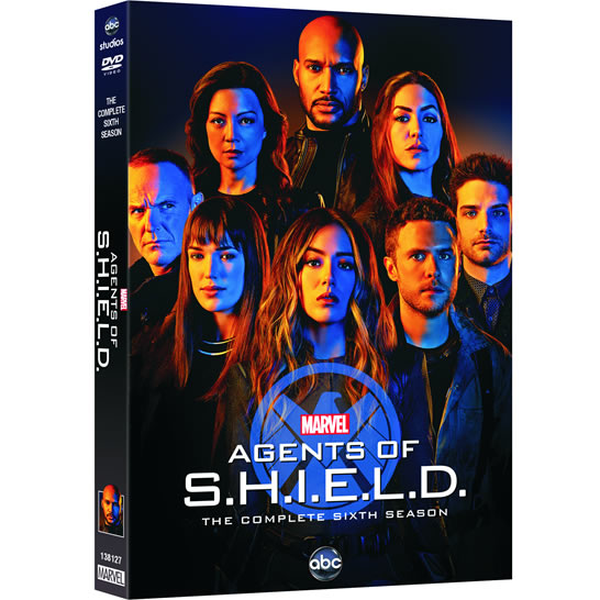 Marvel's Agents of SHIELD Season 6 DVD
