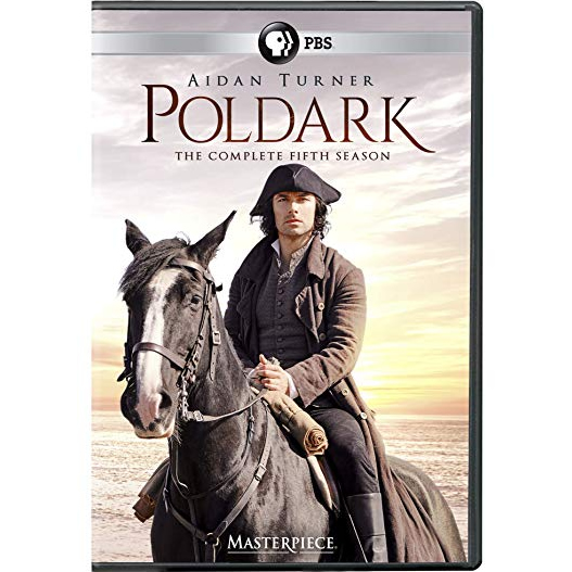 Masterpiece: Poldark Season 5 DVD