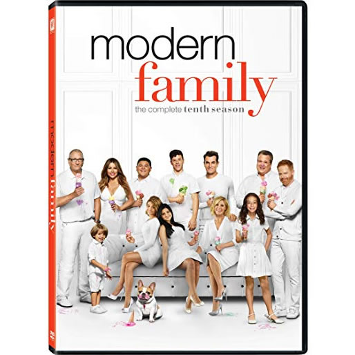 Modern Family Season 10 DVD