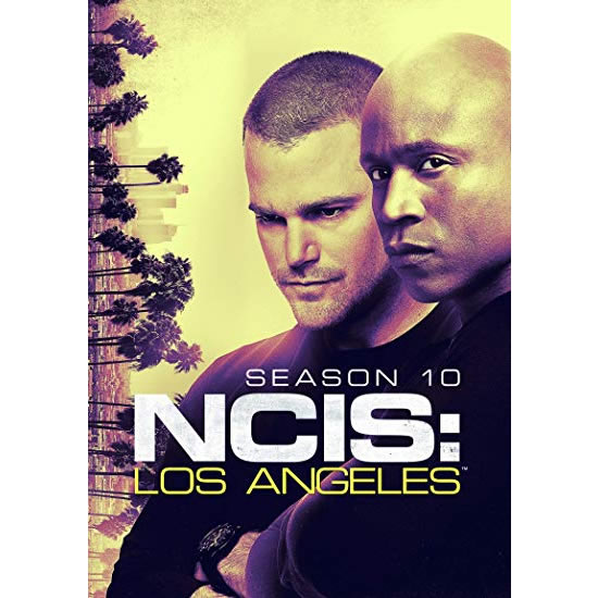 NCIS: Los Angeles Season 10 DVD