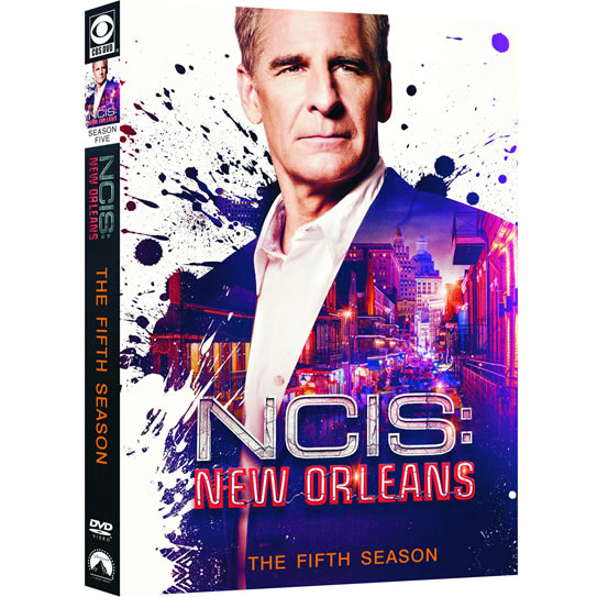 NCIS: New Orleans Season 5 DVD