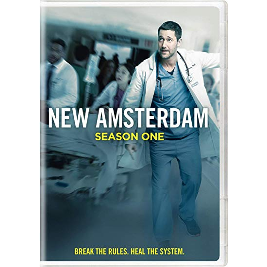 New Amsterdam Season 1 DVD