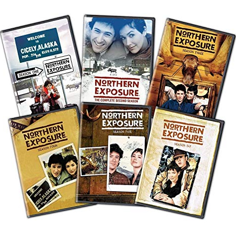 Northern Exposure DVD Complete Series 1-6 Box Set