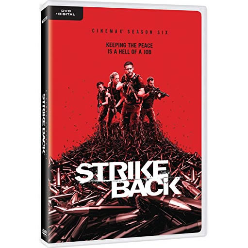 Strike Back Season 6 DVD