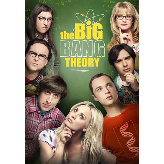 The Big Bang Theory Season 12 DVD