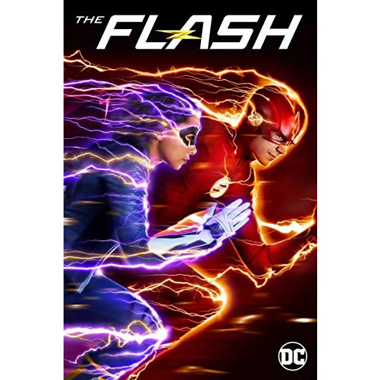 The Flash Season 5 DVD
