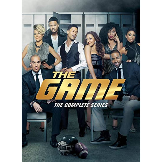 The Game DVD Complete Series Box Set