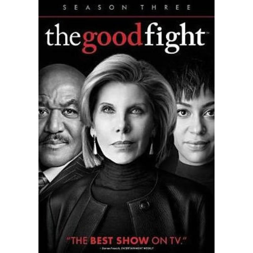 The Good Fight Season 3 DVD