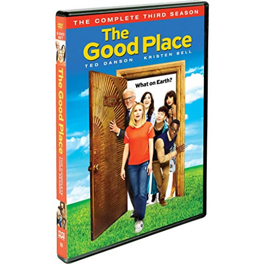 The Good Place Season 3 DVD